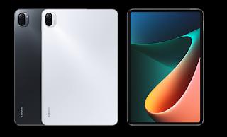 Perbedaan Xiaomi Mi Pad 5 dan Xiaomi Mi Pad 5 Pro