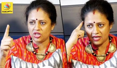 Men's real face will be exposed if ladies forced to talk – Lakshmi Ramakrishnan | Solvathellam Unmai