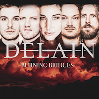"Το single των Delain ""Burning Bridges"""