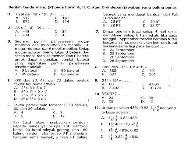 Mathscienceelementary Ulangan Harian Kelas 6 Sd Konduktor Dan Isolator Panas Dan Perubahan Benda