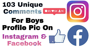 Comments for Boys Profile Pic On Instagram & Facebook