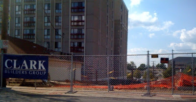Silver Spring real estate development, retail leasing