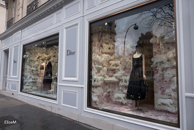 Boutique Dior Avenue Montaigne