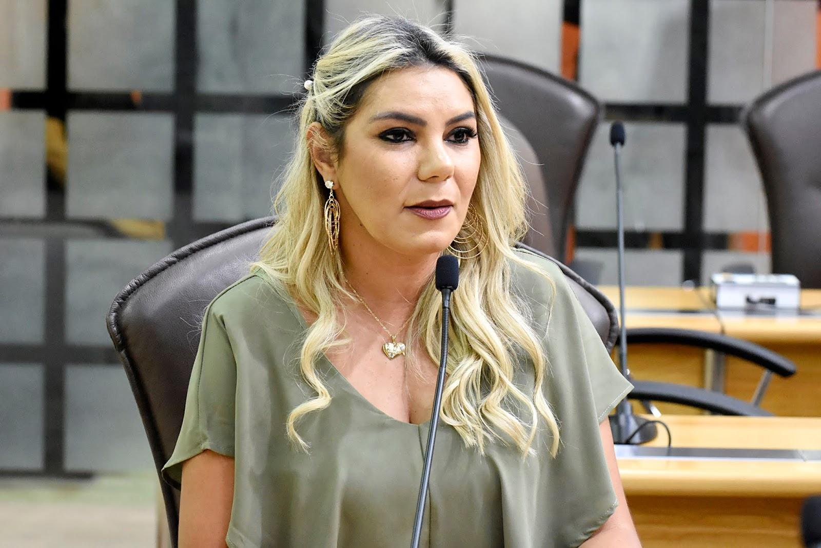Deputada destaca necessidade de implantação das Casas Abrigo regionais