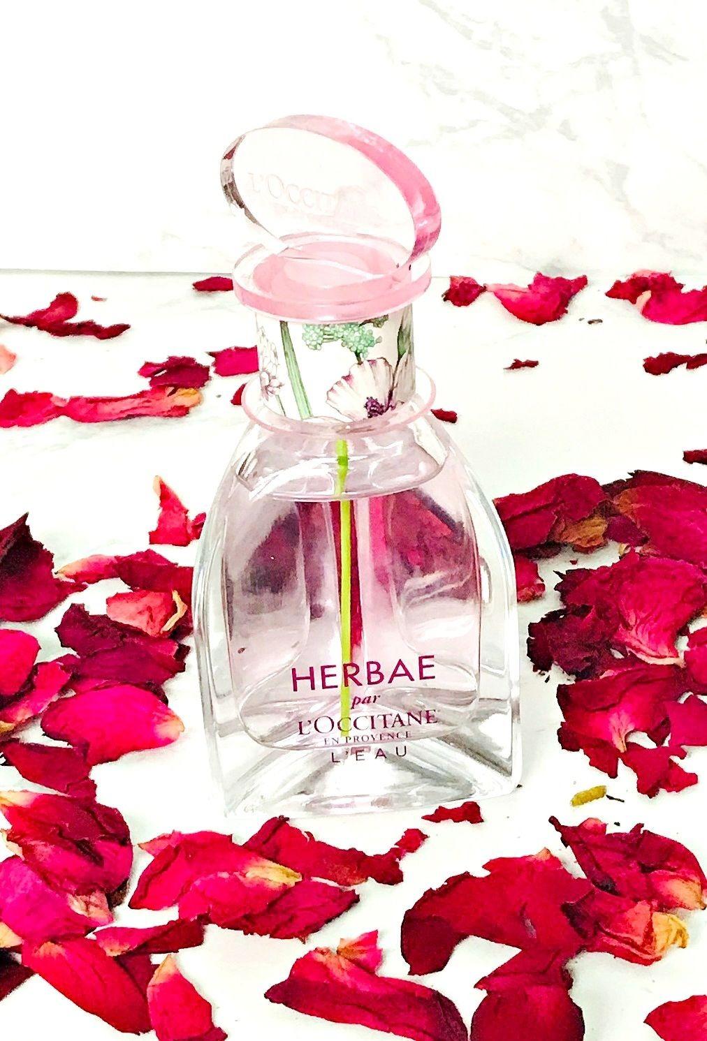 Herbae Per L'Occitane L'Eau Eau De Toilette Review