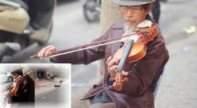 Phương pháp học Violin cho người lớn tuổi