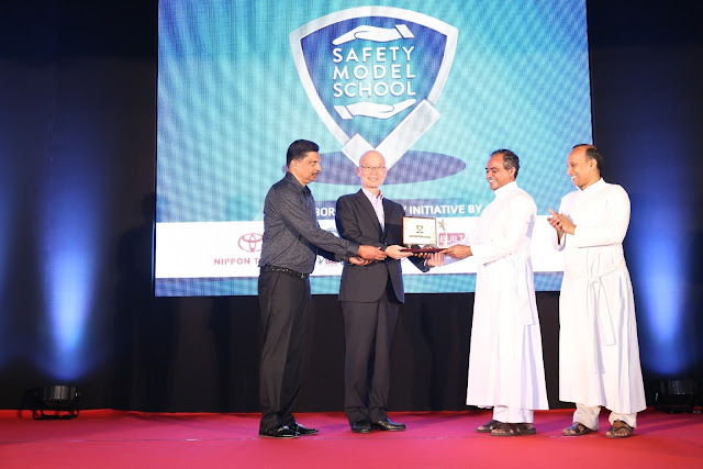 Nippon Toyota launches 'Safety Model School' in Kochi