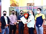 Hina Wartawan Dan LSM, Akun FB Suparmanto Bugis Resmi Dilaporkan Ke Polres Kerinci.