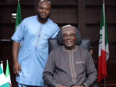 Mohammed, the son of former Vice President of Nigeria, Atiku Abubakar, has been released from Isolated centre after he recouped completely from COVID-19.