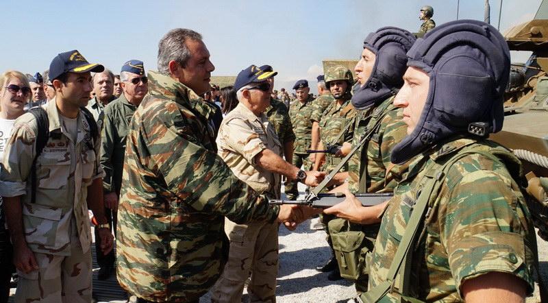 """Παρουσία Καμμένου η τελική φάση της ΤΑΜΣ """"Παρμενίων 2016"""" στην Αλεξανδρούπολη"""