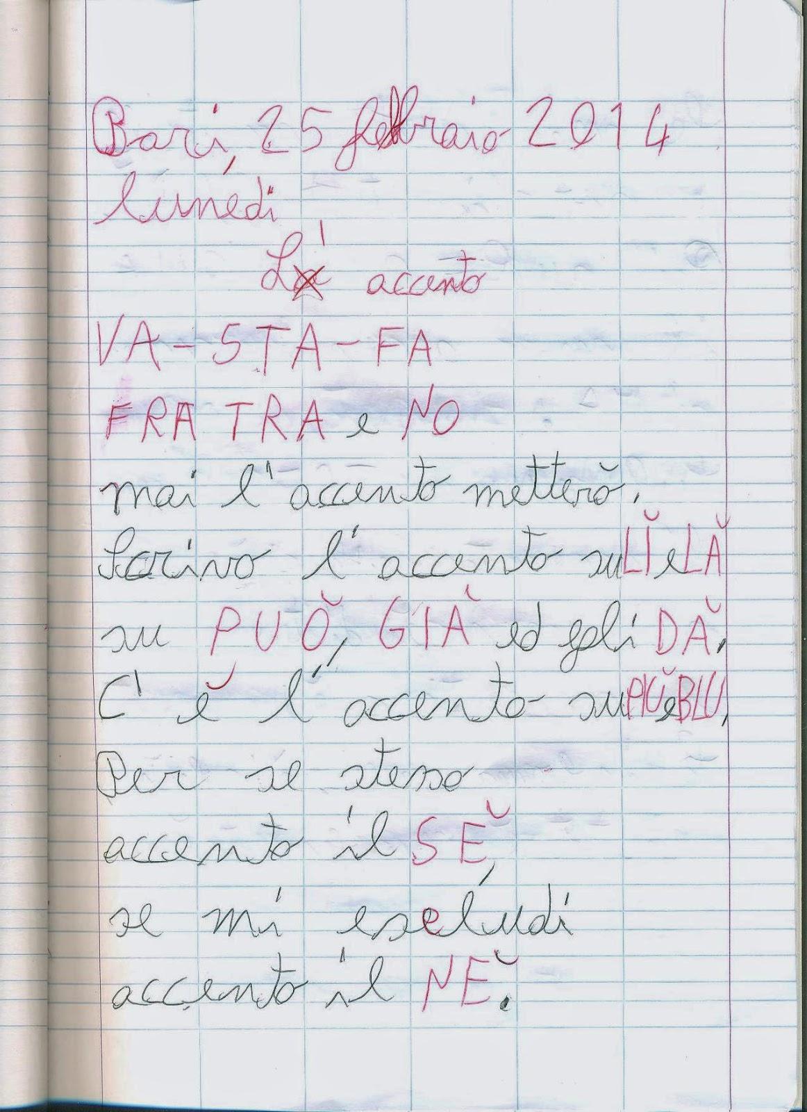 Molto Mamme come me: Schede di ripasso di italiano classe seconda primaria KS99
