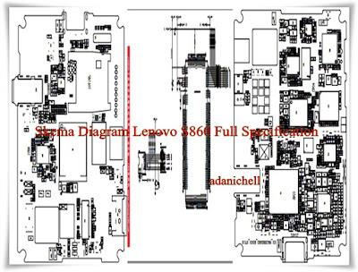 Skema Diagram Lenovo S860 Full Specification