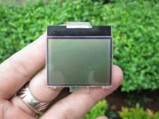 LCD Ericsson R310s hiu original seken