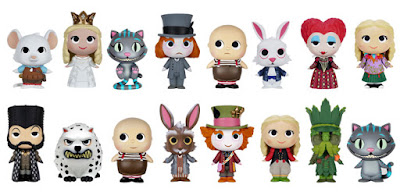 Alice Through the Looking Glass Mystery Minis Blind Box Series by Funko