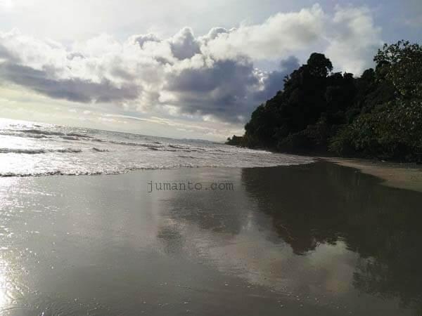 pantai canti indah