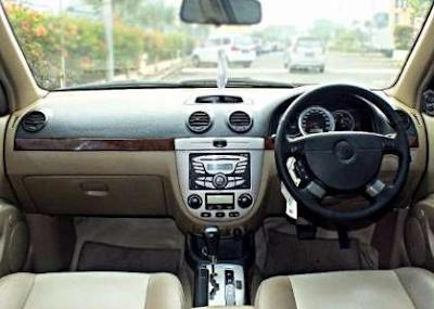 Interior Dashboard Chevrolet Optra Magnum