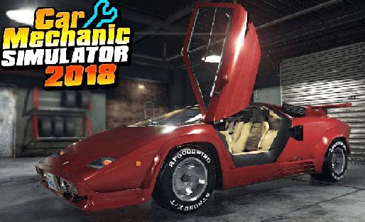 تحميل لعبة car mechanic simulator 2018 بحجم صغير للكمبيوتر مجانا
