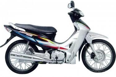 motor bekas honda kharisma 125