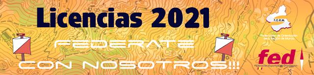 Licencias 2021