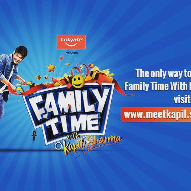 'Family Time With Kapil Sharma' on Sony Tv Wiki Plot,Promo,Cast,Timing