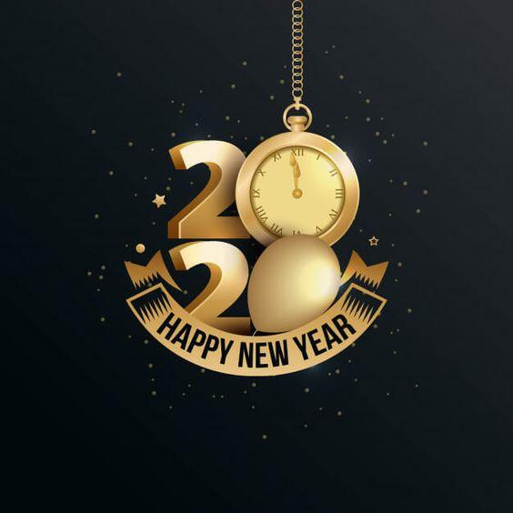 new year 2020 status