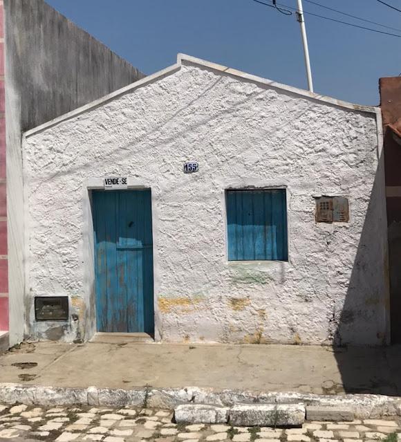Vende-se um terreno no Centro da Cidade de Caraúbas, RN