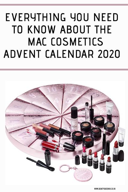 MAC Boom Boom Wow Advent Calendar 2020