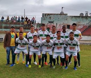 Picuiense vence e entra na briga direta pela classificação para 4ª de finais do Paraibano sub-19