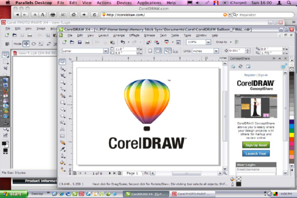 corel draw software free download full version 12