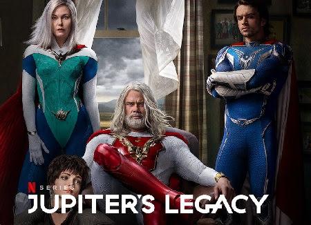Download Jupiter's Legacy Season 1 Dual Audio [Hindi+English] 720p + 1080p WEB-DL ESub