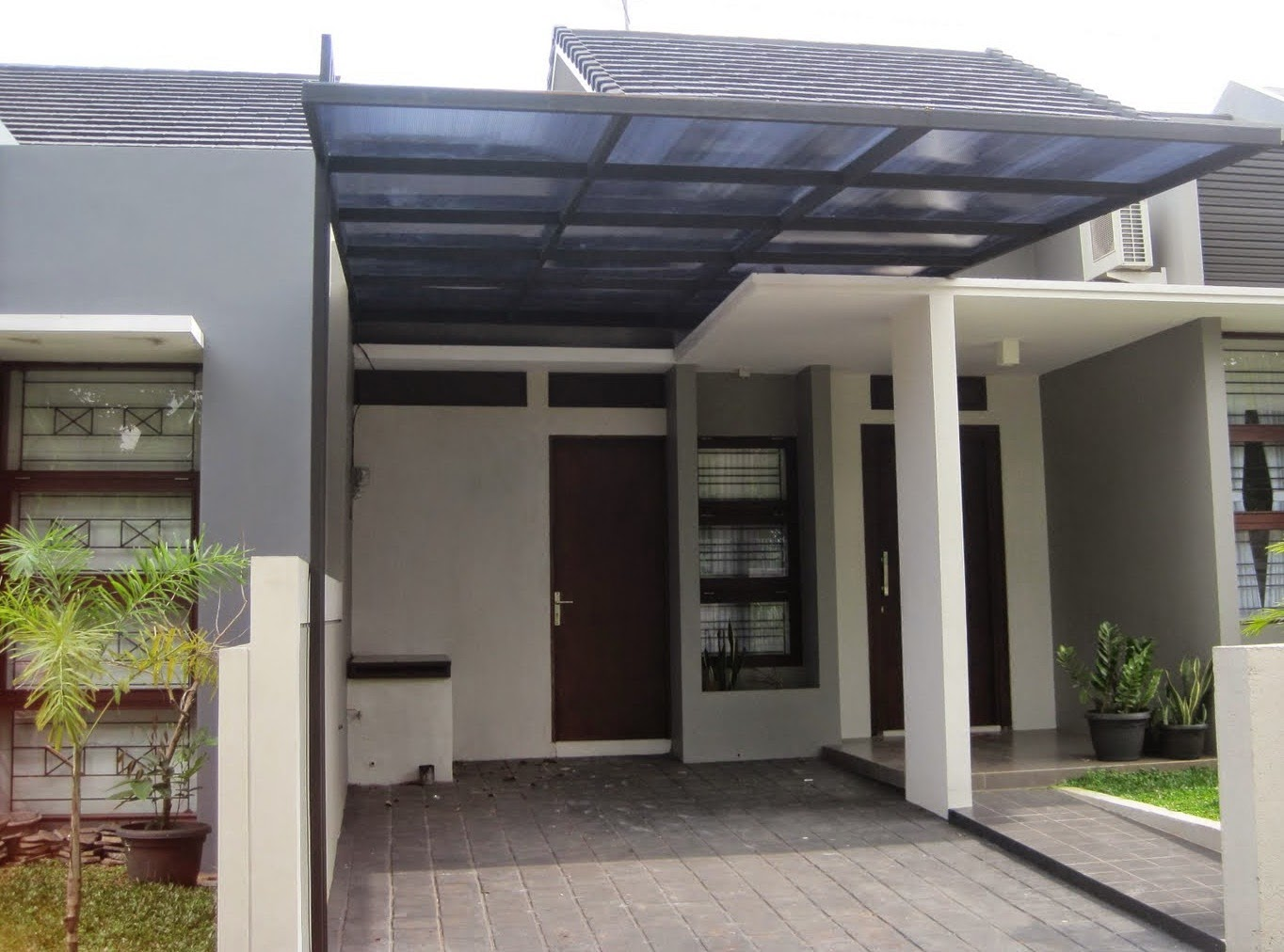Gambar Kanopi Dak Desain Rumah