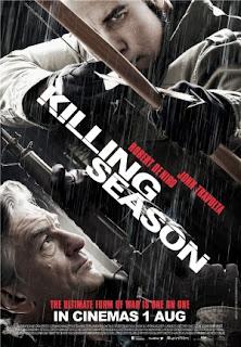 Download Killing Season (2013) Dual Audio Full Movie BRRip 720p