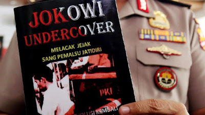 Motif Bambang Tri dibalik pembuatan buku Jokowi Undercover