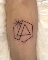 linkin park tattoo
