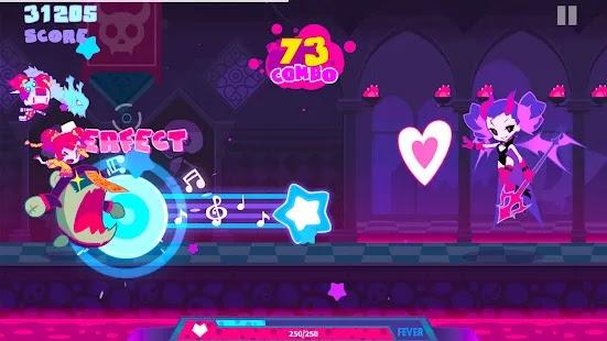 Muse Dash  هي لعبة موسيقية من الناشر XD Network. إنها واحدة من أجمل ألعاب المشهد الموسيقي وأكثرها جاذبية.