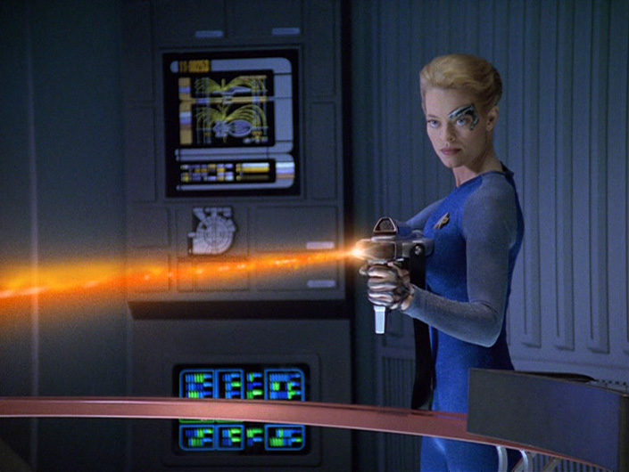 Treknobabble: Voyager, Season 5: Bliss