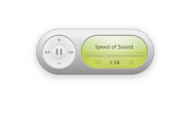 Music Widget For macOS Brings Us Back In Time