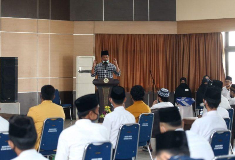 Ini Pesan Wali Kota Batam Muhammad Rudi saat Memotifasi Remaja Masjid untuk Jadi Pemimpin