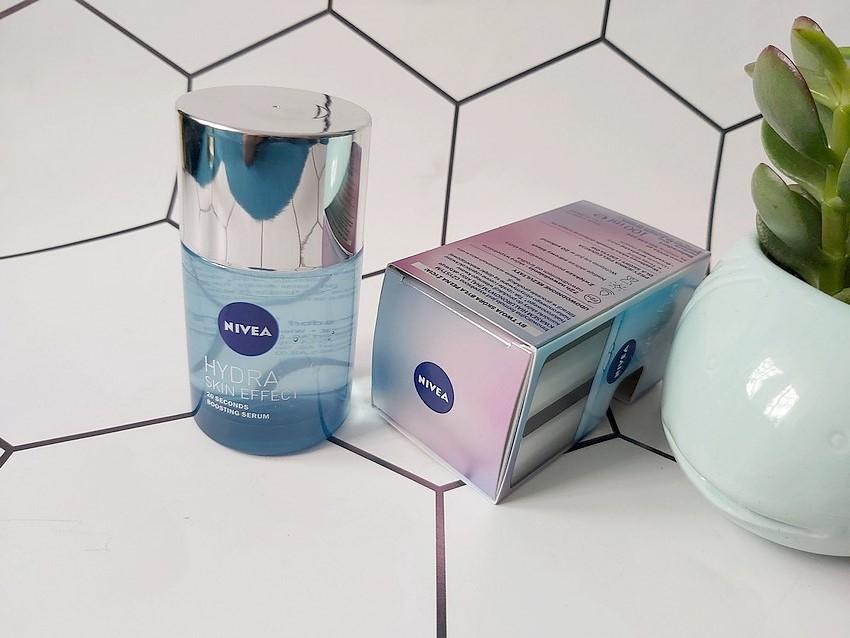 nivea hydra skin effect esencja-serum nawadniające