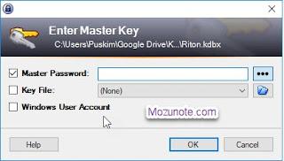 Simpan Password Kamu yang Banyak dengan aman Pake Program Ini