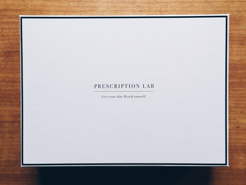 unboxing prescription lab
