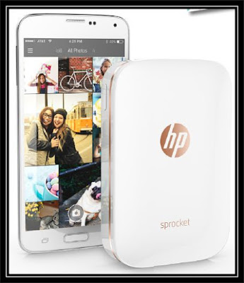 HP Sprocket Photo Printer Manual