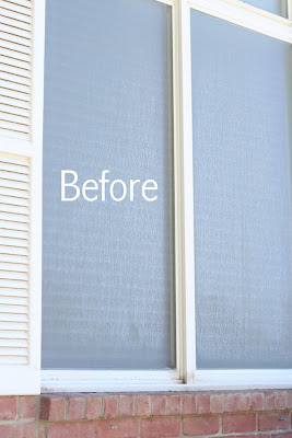 Diy Cleaning Hard Water Off Exterior Windows