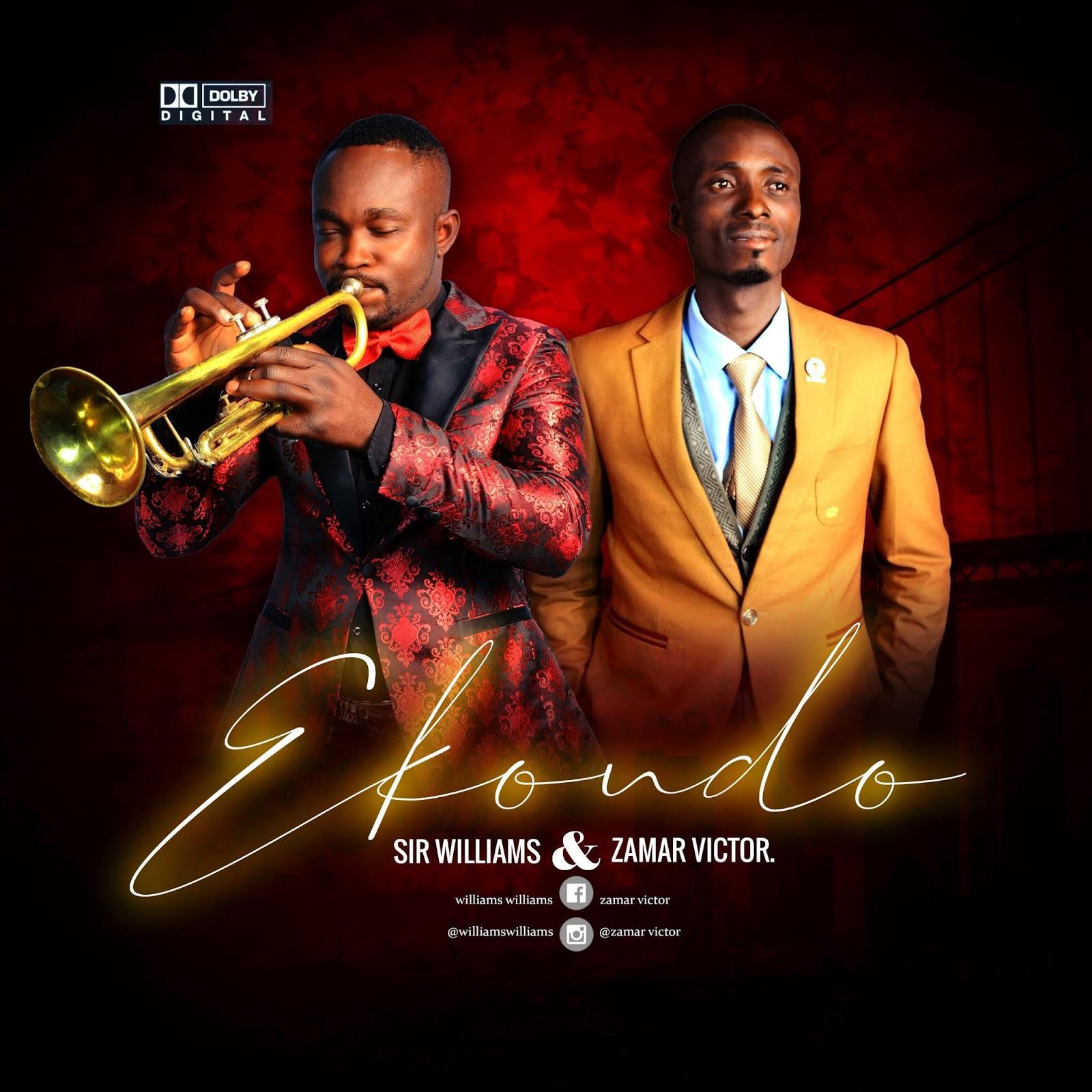 Sir Williams & Zamar Victor - Ekondo Mp3 Download