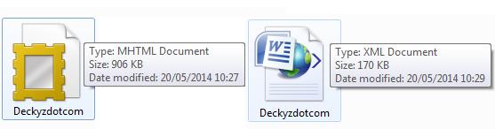 DOC to XML untuk mengamankan file office word