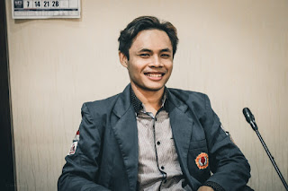 Muhamad Al Fajar (Ketua DPM Unram 2020), Mahasiswa Fakultas Hukum Unram
