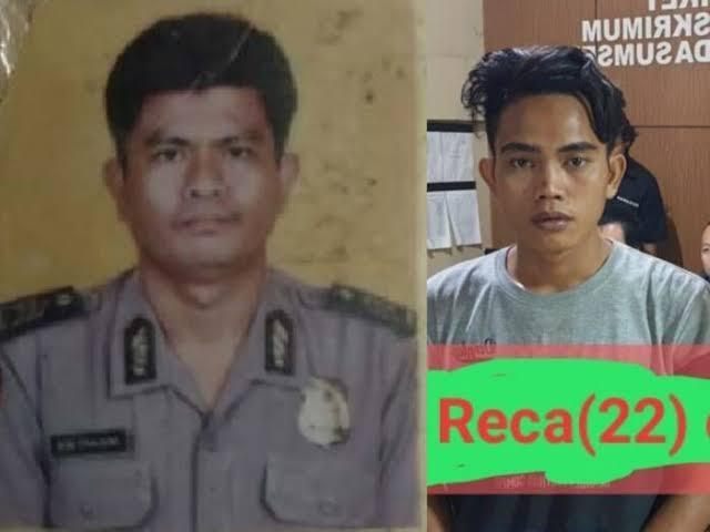 Bapaknya Cekcok dengan Polisi soal Sengketa Tanah, Reca Tusuk Bripka Adhi sampai Tewas