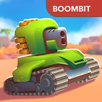 Tanks A Lot! – Realtime Multiplayer Battle Arena Mod Apk