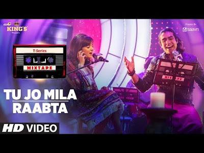 Tu jo mila raabta underrated song by Jubin Nautiyal