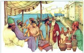 Phoenician City